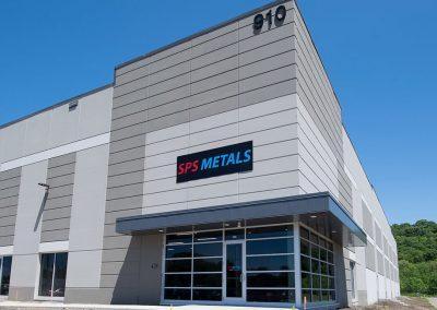 sps metals warehouse minneapolis